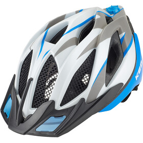 KED Spiri Two Helmet blue grey matt